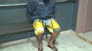 Fugitivo de Corbélia é preso em Foz do Iguaçu - Homem estava com mandado de prisão há três anos.