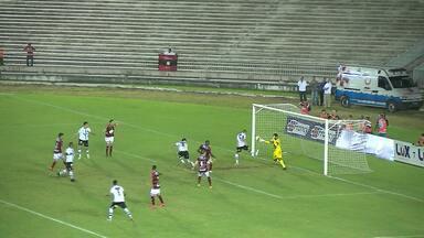 Campinense vence o Botafogo-PB; veja como foi o primeiro jogo da final do Paraibano - Rubro-Negro vence por 3 a 2 e amplia vantagem para ser campeão