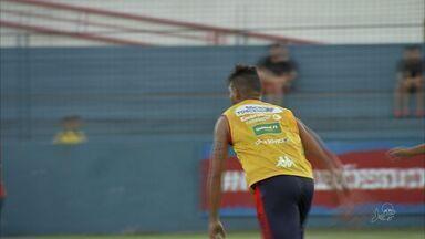Fortaleza apresenta mais dois reforços para temporada - Fortaleza apresenta mais dois reforços para temporada