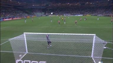 Relembre o gol do meio de campo de Robinho contra o São Paulo - Relembre o gol do meio de campo de Robinho contra o São Paulo