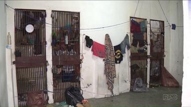 Nova cadeia pública deve ajudar a desafogar sistema carcerário em Londrina - Estrutura deve estar concluída até 2018 e faz parte de lista de novas unidades prisionais do estado.