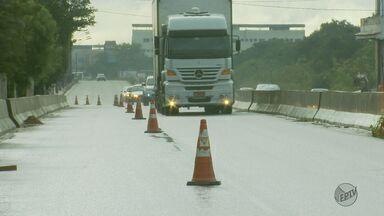 Obras de duplicação de avenida são retomadas em Pouso Alegre (MG) após 1 ano e meio - Obras de duplicação de avenida são retomadas em Pouso Alegre (MG) após 1 ano e meio