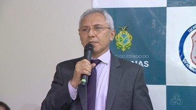 Seap divulga resultado de investigação sobre fuga de presos no AM - Vários fugiram de presídio em Manaus.