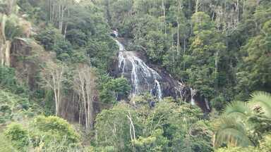 Comunidades de Teolândia lutam para manter cachoeiras preservadas - A região do baixo sul concentra a maior parte de Mata Atlântica preservada do Brasil.