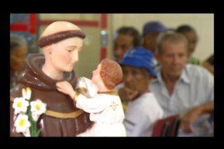 Idosos também recebem solidariedade em época de São João - Comunidade do Jurunas se mobiliza para a preparação da festa junina.