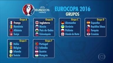 Euro 2016 começa semana que vem recheada de craques - Cristiano Ronaldo, Bale, Rooney, Iniesta e muitos outros vão brilhar em gramados franceses
