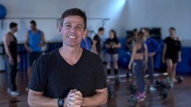 Marcio Atalla dá dicas para juntar atividade física e diversão - Marcio Atalla dá dicas para juntar atividade física e diversão