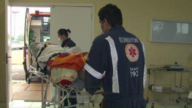 Em Toledo, dois pacientes morrem esperando vaga em UTI - As duas pessoas estavam internadas na unidade de pronto atendimento.