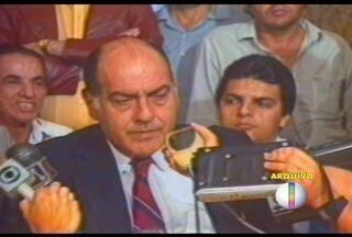 Ex-governador de Minas Gerais, Hélio Garcia, morre em Belo Horizonte - Ele estava internado há uma semana para tratamento de uma embolia pulmonar.
