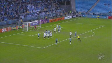 Grêmio vence Ponte Preta por 1 a 0 - Confira os principais momentos da partida.