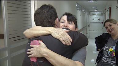 102 transplantes de medula já foram feitos no Hospital Universitário de Londrina - A unidade foi inaugurada em 2009 e esse número é comemorado pela equipe do hospital, porque reflete a solidariedade dos doadores.