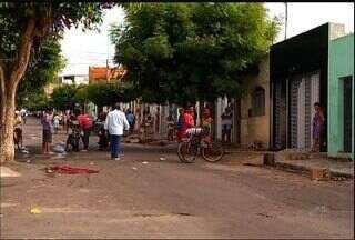 Rixa entre familiares acaba em homicídio no Cariri - Rixa entre familiares acaba em homicídio no Cariri