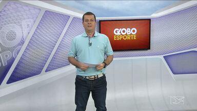 Globo Esporte MA 05-06-2016 - O Globo Esporte MA desta segunda-feira destacou a preparação do Moto para a estreia na Série D e a derrota do Sampaio diante do Ceará, pela Série B