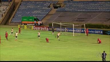 Veja outros gols do Grupo A do Campeonato Brasileiro da Série C - Resultados foi bom para o Belo, que subiu na tabela.