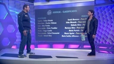 Rafael Silva, o Baby, analisa a seleção brasileira de judô e comenta chances de medalhas - Judoca peso-pesado comenta sobre as possibilidades de medalhas