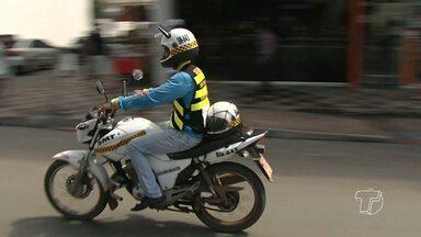 Mapa define o valor da corrida cobrado por mototaxistas em Santarém - Mapa foi elaborado pelo Sindicato dos Mototaxistas por meio do decreto e do valor aprovado pela Prefeitura.
