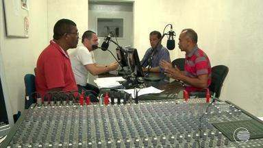 Panorama Esportivo estreia na Rádio Globo Teresina - Panorama Esportivo estreia na Rádio Globo Teresina