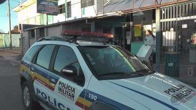 Homem tenta assaltar supermercado em Poços de Caldas (MG) - Homem tenta assaltar supermercado em Poços de Caldas (MG)