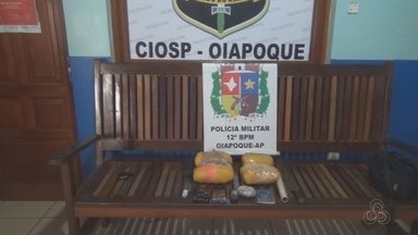Polícia de Oiapoque prende duas pessoas de grupo acusado de assalto e tráfico de drogas - A polícia de Oiapoque conseguiu desarticular um grupo acusado de assaltos e tráfico de drogas. Duas pessoas foram detidas.