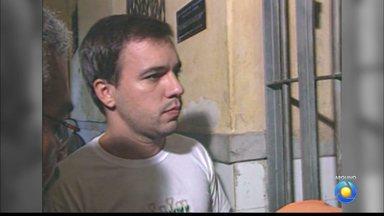 Preso em João Pessoa homem condenado pela morte de Aryane Thais - Luis Paes de Araújo Neto se entregou à polícia e está no Presídio Silvio Porto.