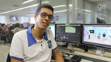 Globoesporte.com transmite Bahia x Criciúma nesta terça (14) em Tempo Real - Saiba como ver os vídeos exclusivos da partida, que começa às 19h15.