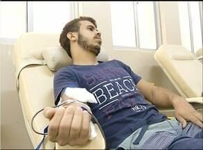 No dia mundial do doador de sangue, hemocentro de Palmas está com estoques baixos - No dia mundial do doador de sangue, hemocentro de Palmas está com estoques baixos