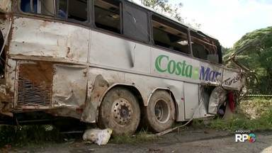 Justiça determina bloqueio de bens de empresário envolvido em acidente em Santa Catarina - 51 pessoas morreram neste acidente que foi no ano passado.