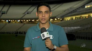 Ceará enfrenta hoje o Brasil de Pelotas pela Série B do Campeonato Brasileiro - Jogo ocorre na Arena Castelão.