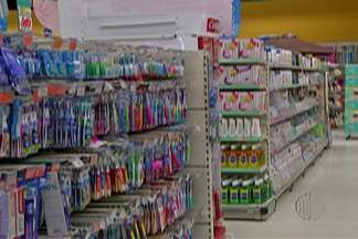 Produtos de higiene pessoal sofrem reajuste - Outros gastos mensais também sofreram reajuste, como taxa de água e esgoto, conta de luz e de condomínio.