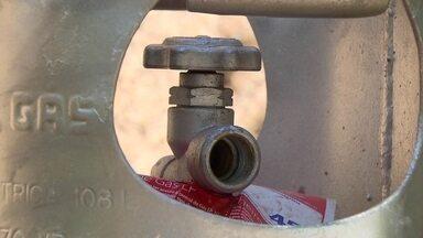 Vazamento de gás prejudica merenda em escola do DF - A escola Classe 59, em Ceiândia Sul, já foi mostrada com diversos problemas.