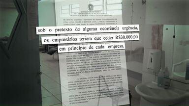 Operação Pecúlio ex-secretário de obras e diretor são suspeitos de cobrar propina - Foi o que apontou o relatório final do inquérito da Polícia Federal. Quarenta pessoas foram indiciadas entre elas o ex-secretário de obras e o ex-diretor.