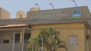 Rondoniense 2016: primeira partida da final do returno é suspensa pela FFER - Conforme órgão, Ji-Paraná pode ter feito escalação irregular em partida do estadual.