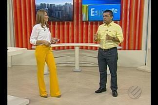 Carlos Ferreira comenta os destaques do esporte paraense nesta quarta-feira (15) - Carlos Ferreira comenta os destaques do esporte paraense nesta quarta-feira (15)
