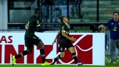 Vasco vence o Náutico e segue líder isolado da série B do Brasileirão - Cruzmaltino derrota adversários por 3 a 2.