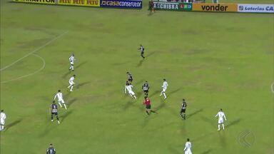 Tupi e Luverdense perdem chances e empatam pela Série B do Brasileiro - Hugo perde duas chances claras para Luverdense, Gabriel Sacilotto erra em lance inacreditável para time mineiro e partida termina empatada em 0 a 0 pela nona rodada
