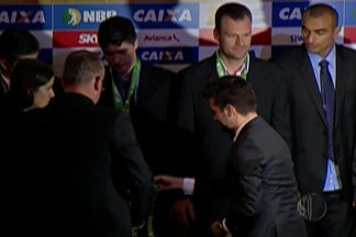 Guerrinha e dirigentes do Mogi Basquete falam sobre contratos e renovações - Um dos atletas que já renovou foi Vithinho, armador do time.