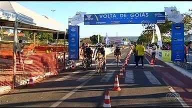 Começa em Caldas Novas a 13ª edição da Volta Ciclística de Goiás - Competição movimenta o sul do estado até o próximo domingo