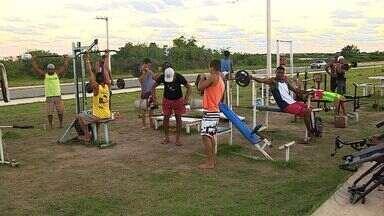 Confira o crescimento de uma academia comunitária em um bairro de Aracaju - Confira o crescimento de uma academia comunitária em um bairro de Aracaju