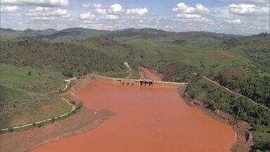 Governo, MP, Samarco e Candonga firmam TAC para limpeza de usina - Hidrelétrica recebeu 10 milhões de m³ de rejeitos que vazaram de Fundão.