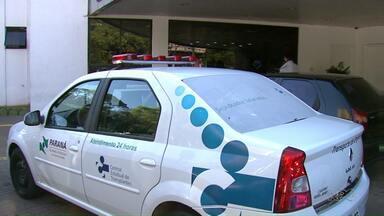 Equipes de transplantes estiveram em Maringá para nova coleta de órgãos - Doação feita pela família de um homem que teve morte cerebral vai ajudar pacientes de três cidades do estado.