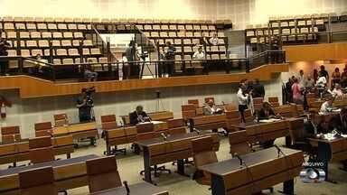 Câmara discute projeto para aumentar número de vereadores em Goiânia - Número de vereadores pode subir de 35 para 37 na capital se proposta for aprovada.
