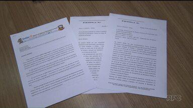 SindiJor entrega na Alep documento que denuncia processos contra Gazeta do Povo - Os processos foram abertos no caso das reportagens que divulgaram os ganhos de juízes e promotores.
