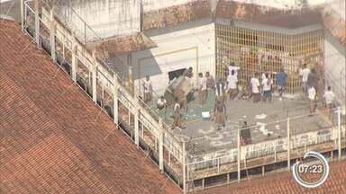SAP conclui sindicância sobre rebelião no CDP de São José - 16 detentos serão responsabilizados por motim.