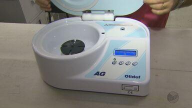 Equipe da USP desenvolve aparelho que detecta substância que pode provocar doença em bebês - Equipe da USP desenvolve aparelho que detecta substância que pode provocar doença em bebês