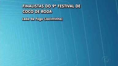 Final do 9º Festival de Coco de Roda de Maceió é adiada - Cancelamento da final do concurso ocorreu por causa de um requerimento feito por alguns dos grupos que pediram anulação das punições que sofreram e conseguiram o direito de participar da final.