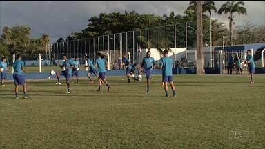 Paraná precisa de reação imediata na Segundona - Após derrota em casa para o Luverdense, Tricolor joga esta terça (21) em Maceió tentando compensar o último resultado ruim e voltar a subir na classificação