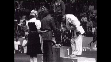 1972 - Munique: bronze judô meio-pesado (Chiaki Ishii) - 1972 - Munique: bronze judô meio-pesado (Chiaki Ishii)