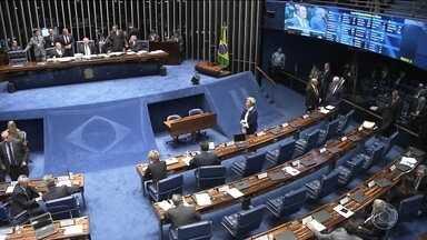 Senado aprova lei de Responsabilidade das Estatais - Em votação simbólica, os senadores rejeitaram a maioria das mudanças feitas pelos deputados, que tinham tornado o projeto menos rigoroso.