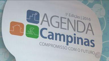 Evento debate qualidade de vida e sustentabilidade, em Campinas - Nesta sexta-feira (24) a assessora especial da ONU e o governador Geraldo Alckmin estiveram presentes na reunião que também discutiu a qualidade de vida nas cidades.