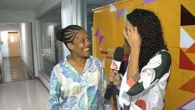 Em Movimento: confira o primeiro bloco, 25 - Tem Lu Gama, Ayu, teste de HIV e mais.
